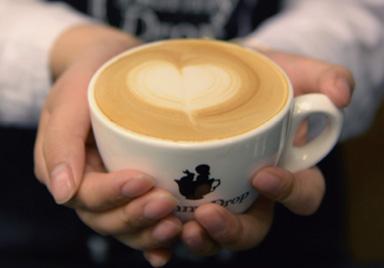 白兔糖咖啡加盟