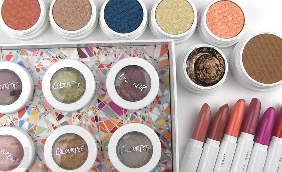 colourpop化妆品加盟