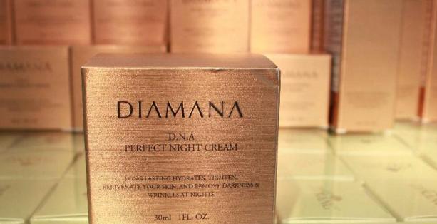 DIAMANA化妆品加盟