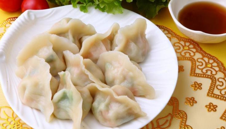 北方人家饺子馆美味