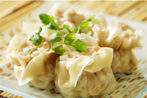 三合园饺子馆美味