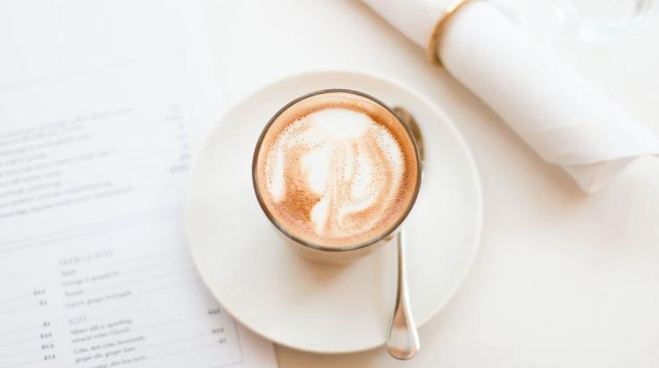艾蕾咖啡简约