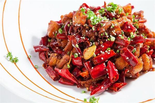 川府宴语中餐辣椒