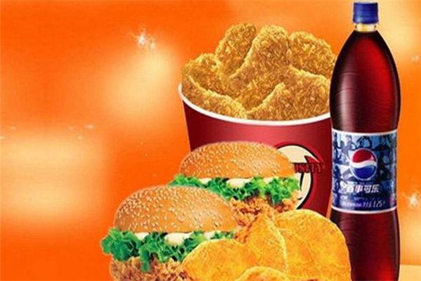 乐莱基快餐汉堡
