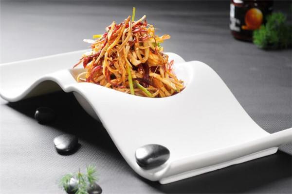 川府宴语中餐鲜美