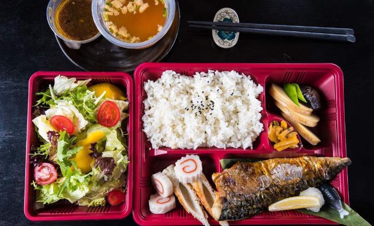真百味中式快餐单人套餐
