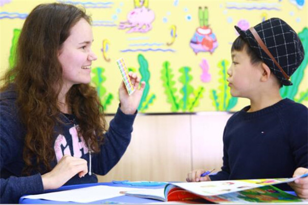 贝儿得国际少儿英语教学