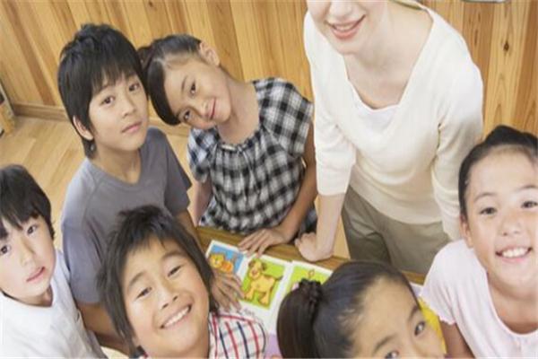 卡喜国际少儿英语教育