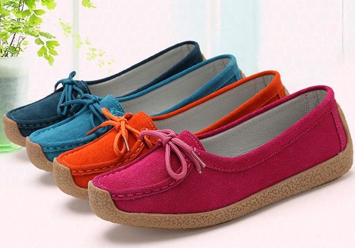 勝羅藍品牌鞋