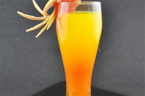 诱莓饮品香橙