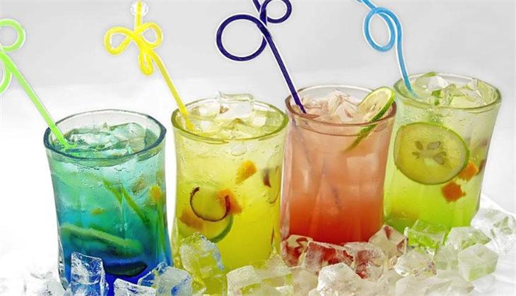 知乐饮品缤纷饮品