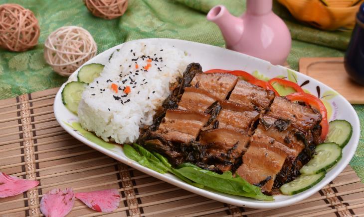 天天中餐厅梅菜扣肉