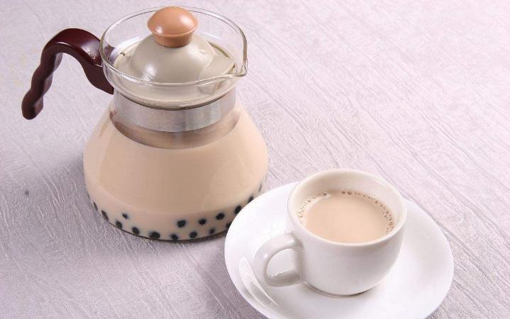 素茶奶茶诚邀加盟