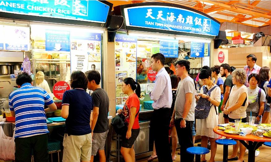 新加坡海南鸡饭加盟