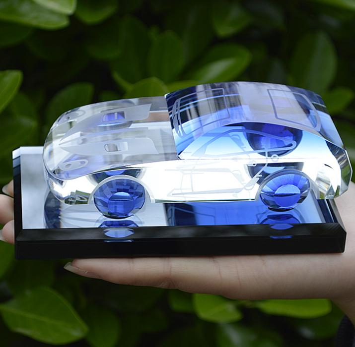 盈彩水晶车模型加盟
