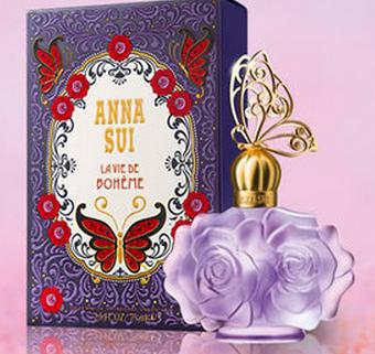 安娜苏香水加盟