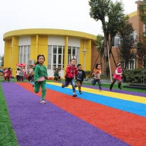 新喬雙語藝術幼兒園加盟
