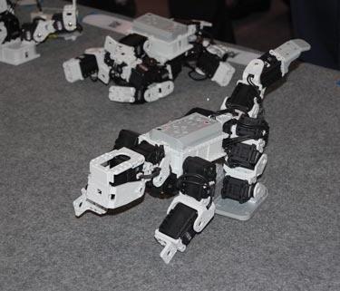 未來伙伴機器人加盟