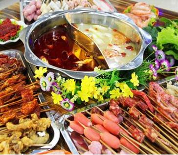 鄭州滿江紅串串香加盟