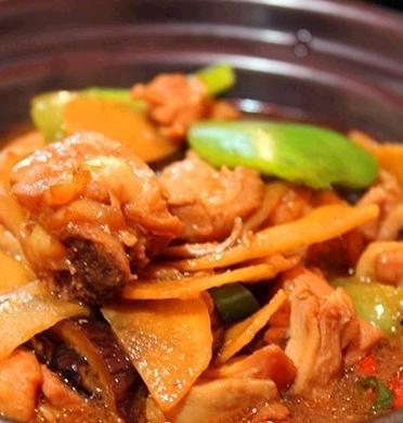 鱼米鸡香黄焖鸡米饭加盟