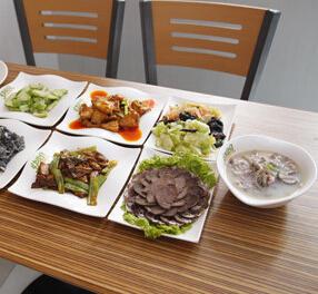 快客中式快餐加盟