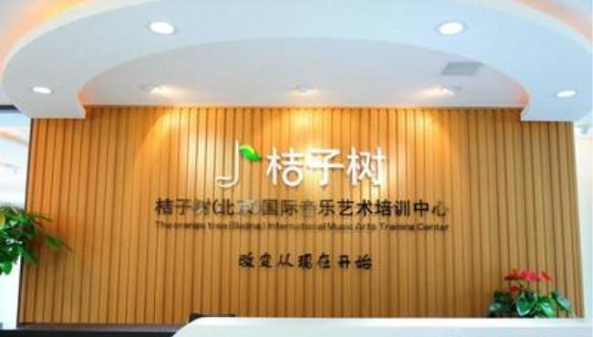 桔子树艺术培训机构加盟
