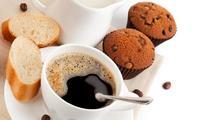 咖啡弄甜品