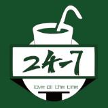 24-7茶飲加盟