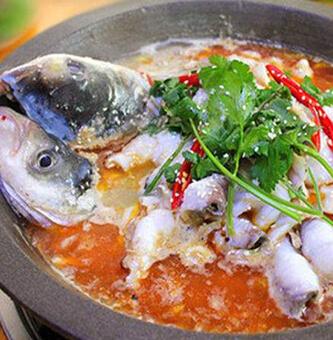 大渔丰饭石锅鱼加盟