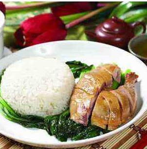 一鹵蒸鮮中式快餐加盟