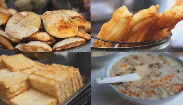 上海早餐店加盟