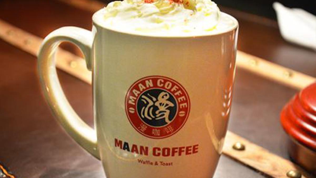 漫咖啡 加盟