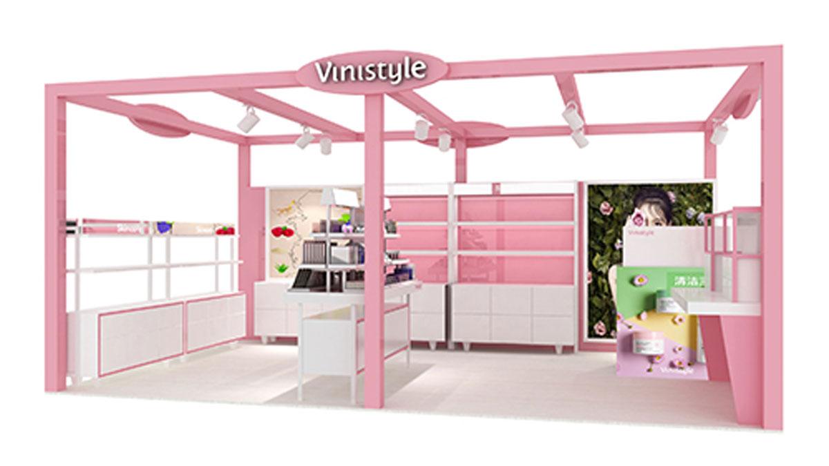 薇妮化妆品加盟