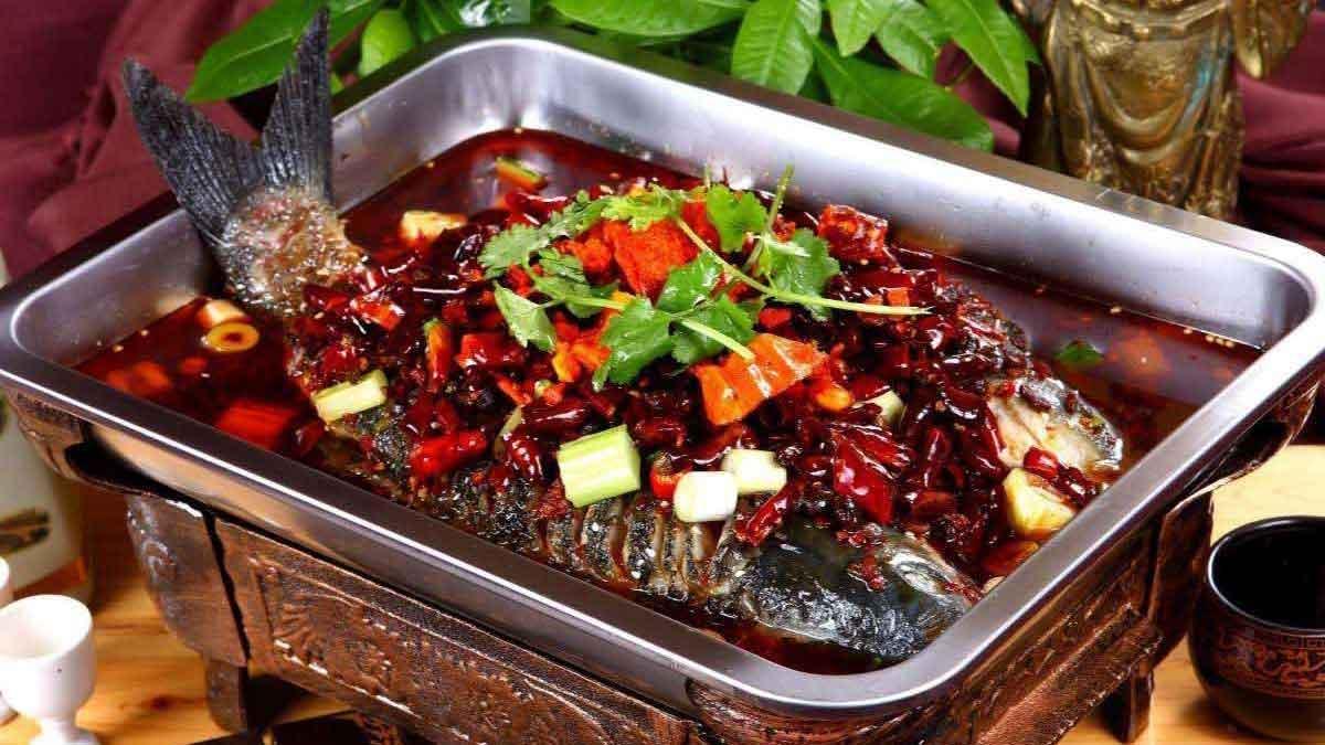 蜀国烤鱼加盟