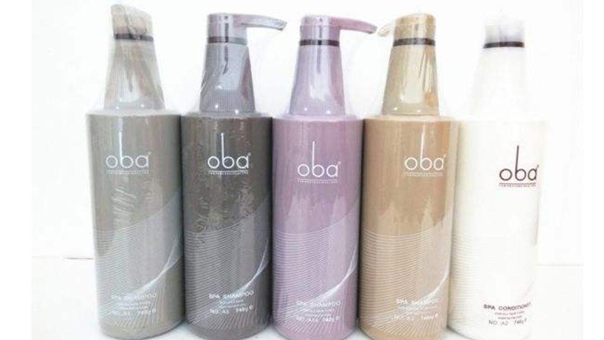 欧芭洗发水加盟
