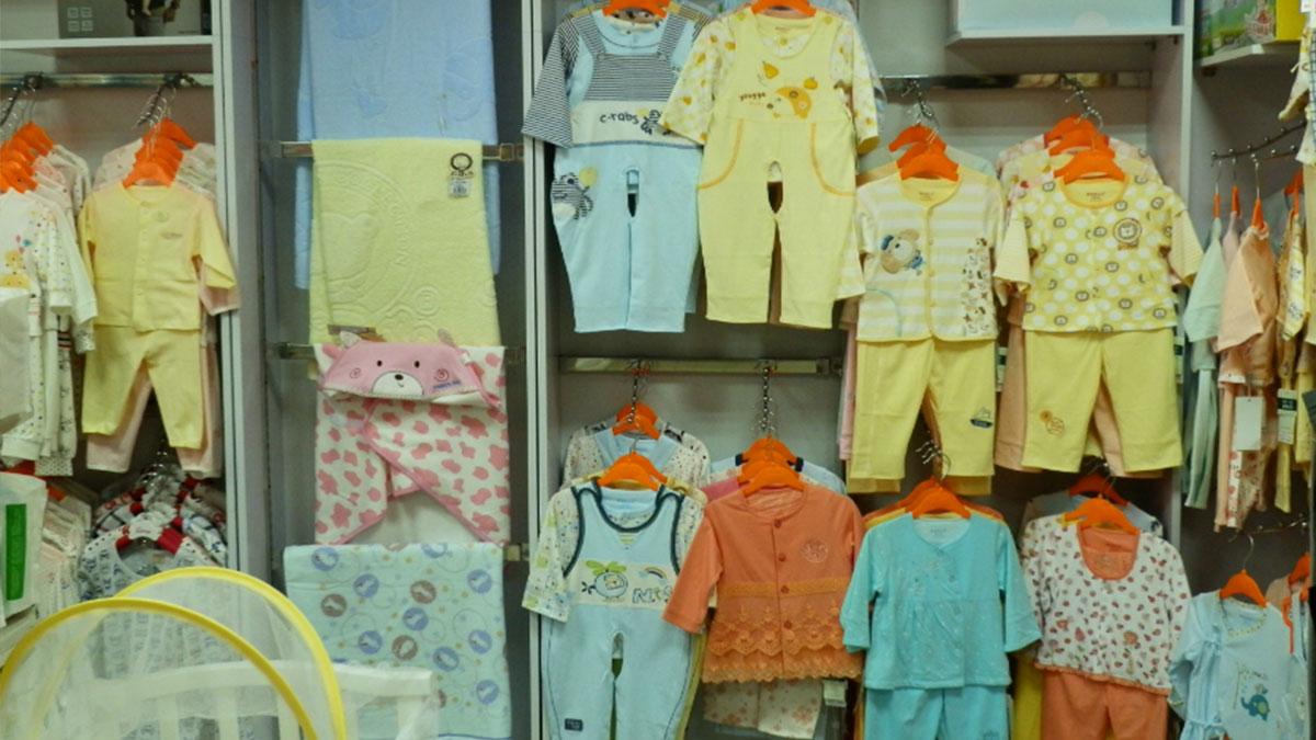 婴欢乐母婴馆加盟