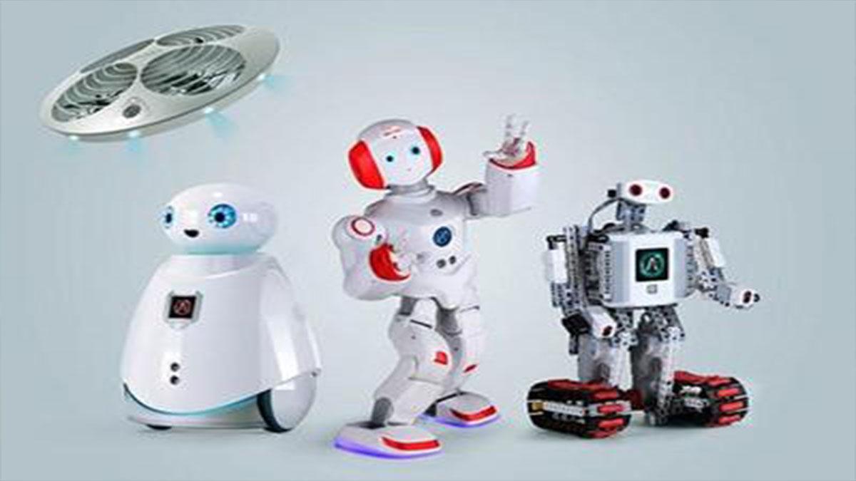 米特机器人加盟