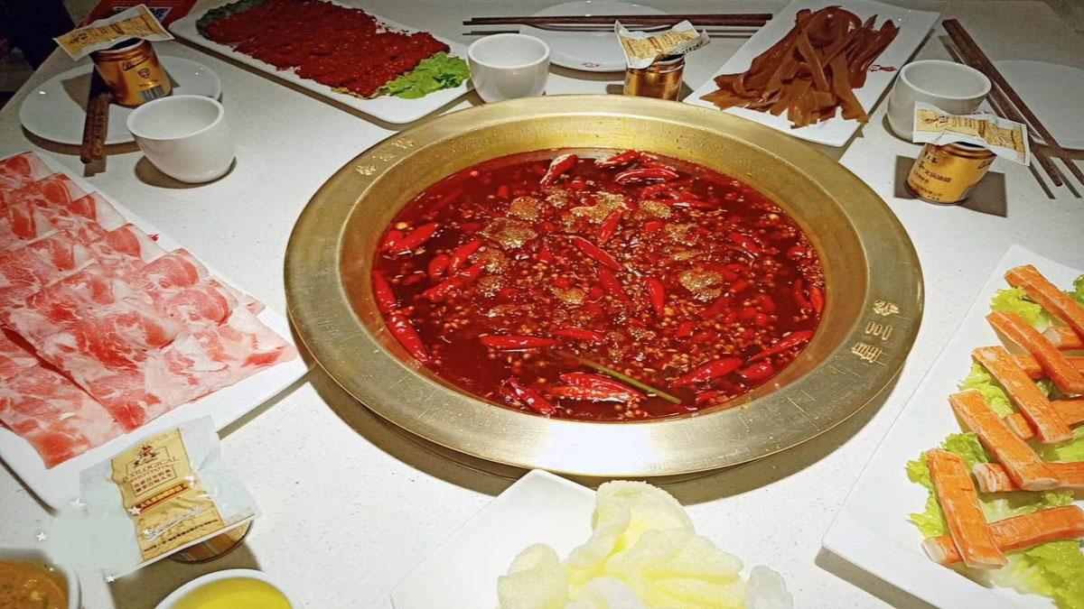 皇三爺火鍋加盟