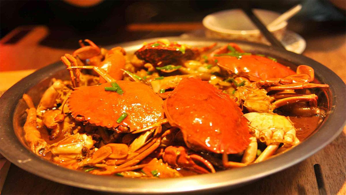 胖嘴蟹肉煲加盟