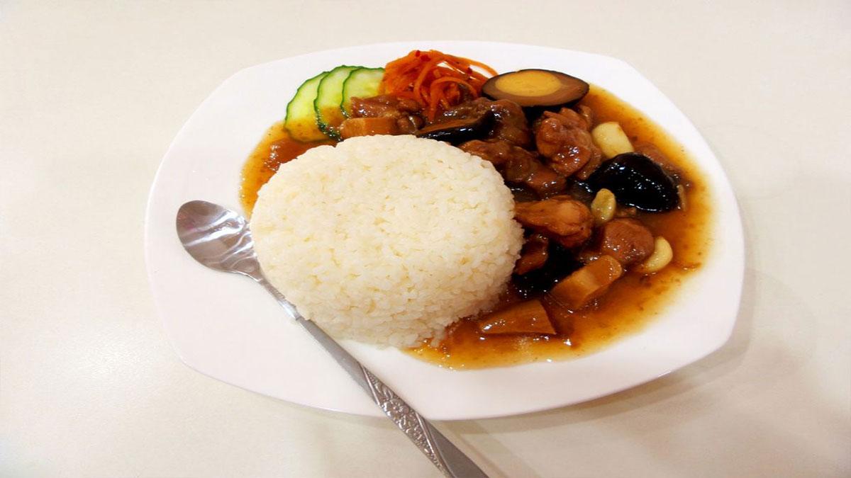 筷客快餐加盟