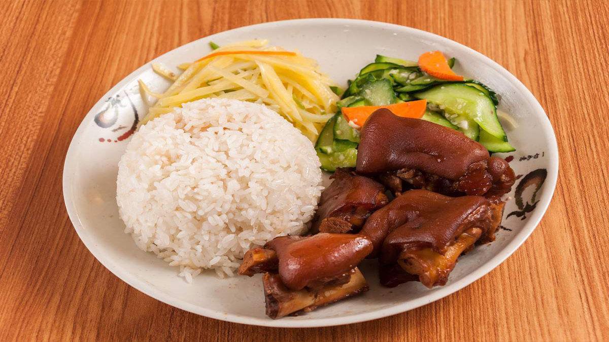 隆江猪脚饭加盟