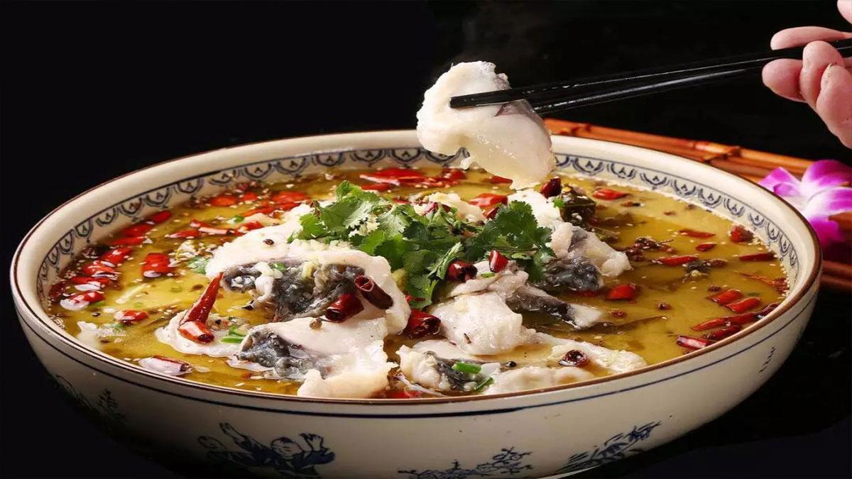 川婆婆酸菜鱼加盟