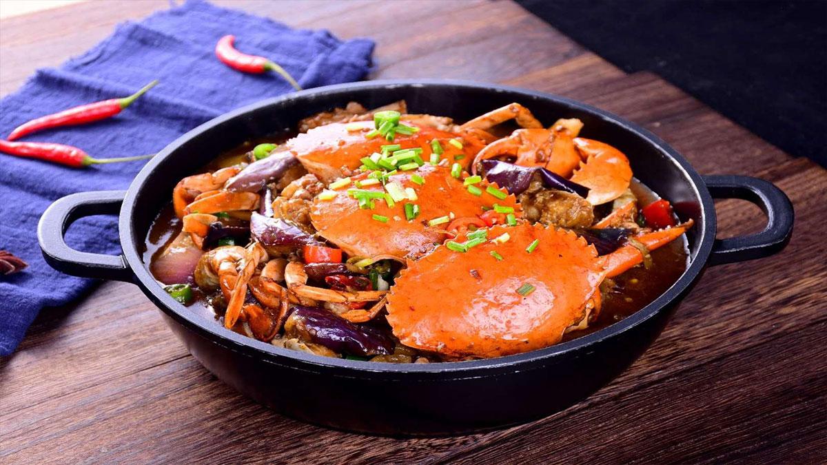蟹蟹米蟹煲飯加盟