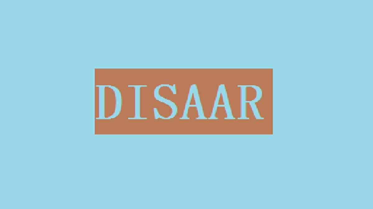DISAAR加盟