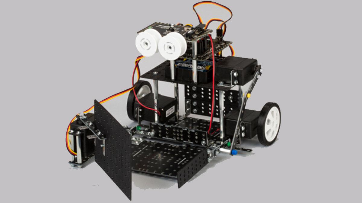 乐博机器人教育加盟