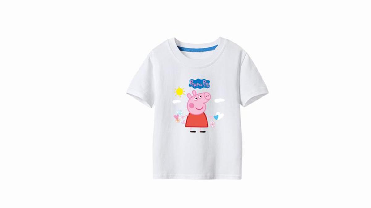 小猪佩奇童装加盟