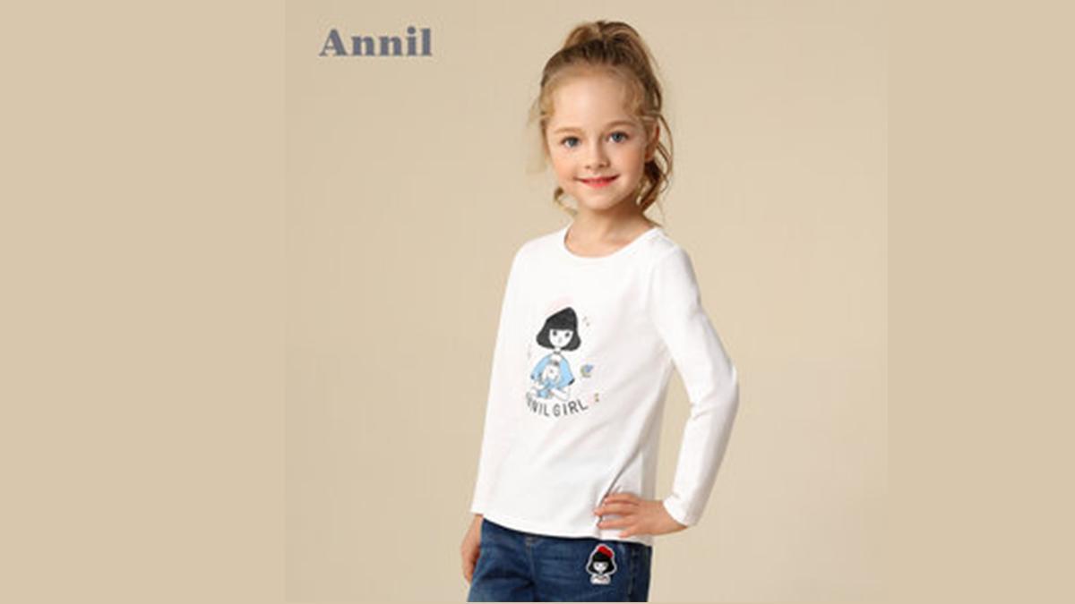 安奈儿童装 加盟