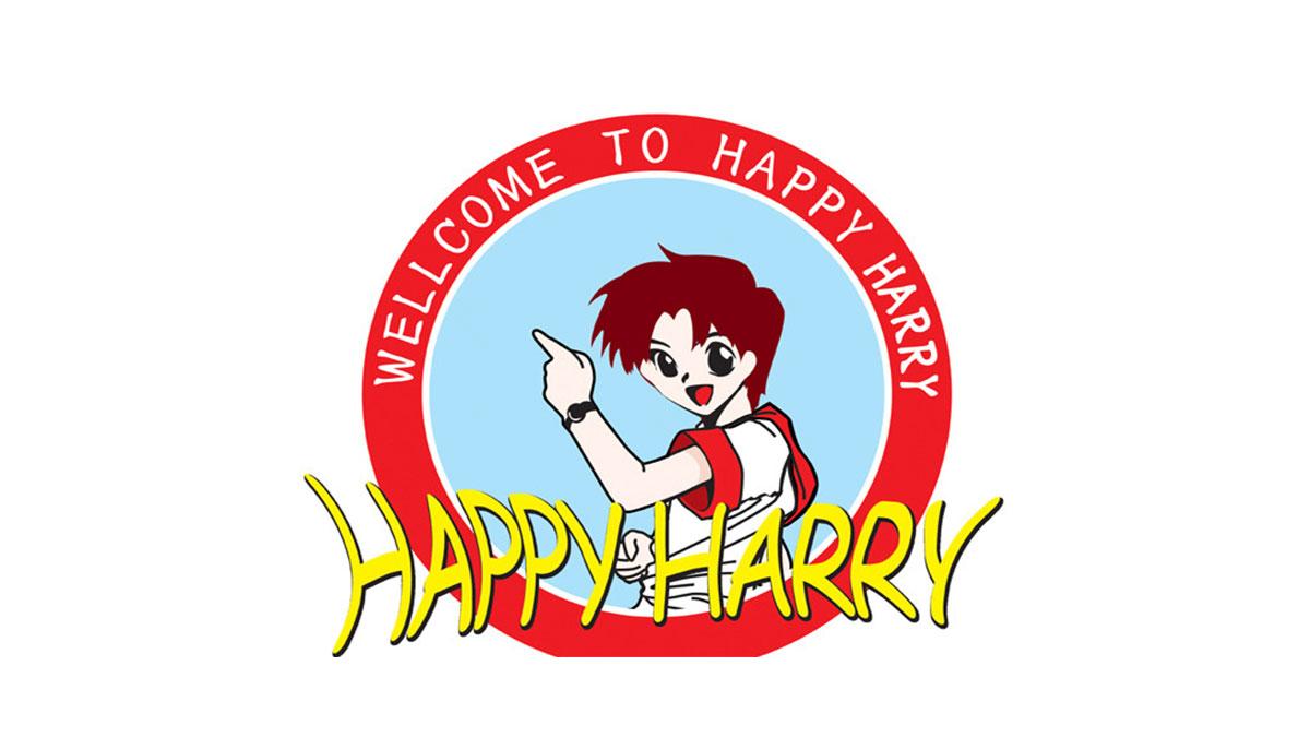 开心哈利加盟