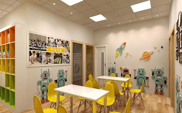在城镇开一家码高机器人加盟店费用要多少