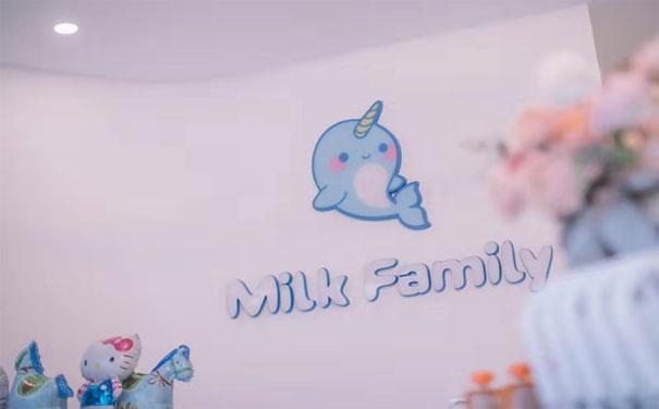 定位線下中高端母嬰聚合平臺,MilkFamily已在全國開設數百家門店